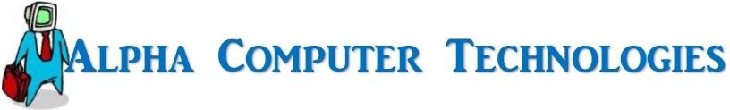 Alpha Computer Technologies, LLC Logo